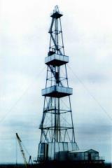 Вышка башенная ВБ53х320М1