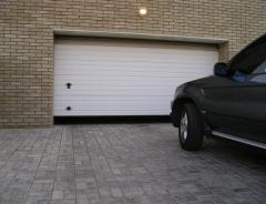 Gate are section garage automatic