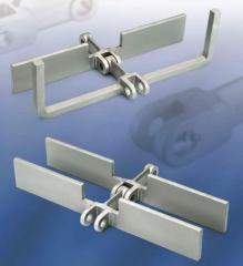 Bifurcate chains