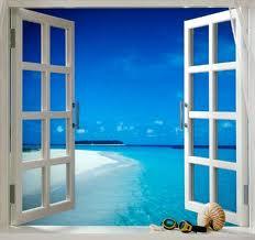 Windows are polyvinylchloride