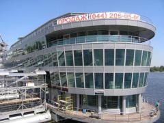 Плавучий офисный центр