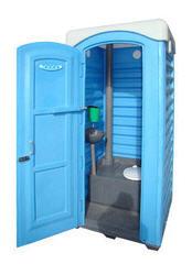 Туалеты - кабинки мобильные