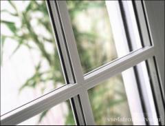 Окна и двери из ПВХ и алюминия. Крым