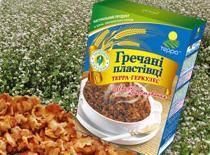 Buckwheat flakes instant 'Terra