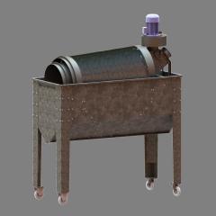 Машины для грубой очистки с аспирацией MGP5