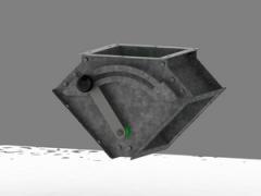 Клапан V-образный ручной