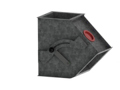 Клапан. Модель Y. Ручной