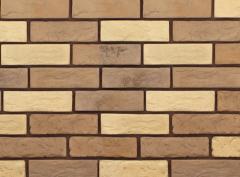Front brick