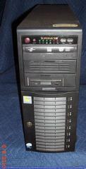 Supermicro Server Intel Xeon Quad 2.0Ghz/4GB