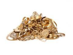Purchase of scrap of precious metals