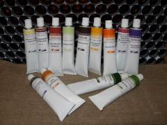Краски масляные художественные Легенда
