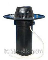 Funnel mm d=110, roofing with a heating system