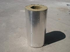 The basalt cylinder of 80 kg/m3, with