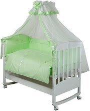 Сменный постельный комплект ПБ Голден зеленый