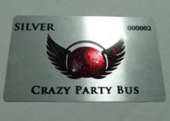 "BUSINESS CARDS ""VIP"" OF THE"