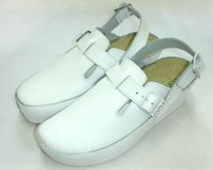 Обувь для медиков и пищевой промышленности