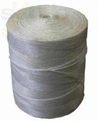 Industrial threads for insertion of bags