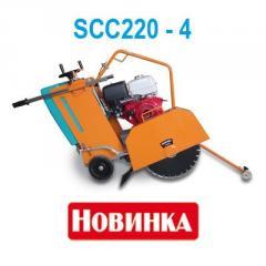 Швонарезчик СС220-4, Бензиновый, Honda GX390