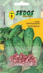 Cucumber Parisian gherkin (50 drazhirovanny seeds)