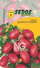 Tomatoes De-Barao Rozovy (0,1g the inlaid seeds)