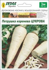 Parsley Sugar (100 drazhirovanny seeds on 3 m to