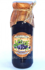 Syrup bilberry