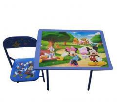 Детская парта - столик со стульчиком Disney