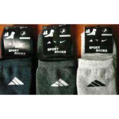 Sports terry socks