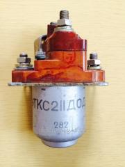 Contactor of TKS211DOD
