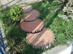 Древесный срез (бетонное изделие)