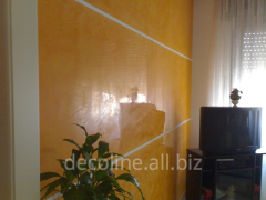 Venetian plaster acrylic