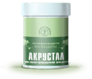 Cream Akrustal from psoriasis