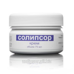 Cream Solipsor from psoriasis of 75 ml