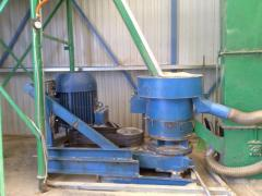 He granulator 250 - 1000 kg/year
