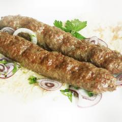Kebab. Veal. Juicy, tasty, qualitative goods!!!