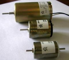 Микроэлектродвигатели для игрушек
