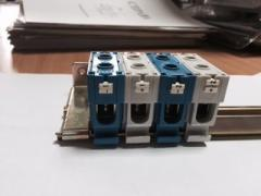 Колодки и клеммы для радиоэлектронной аппаратуры