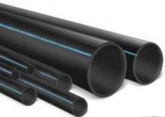 Pipes polyethylene for water supply
