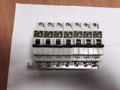 Switches, automatic machines (UZO, gas station)