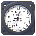 Мановакуумметр MB 20-60