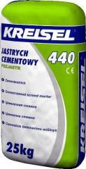 Cement coupler of KREISEL 440