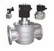 Valves electromagnetic for gas