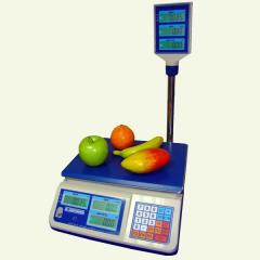 Scales trade electronic BTHE15T3