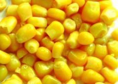 Кукуруза замороженная (зерно)