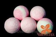 Bombochka for a bathtub pink. 180 gr.