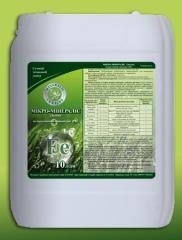 Microfertilizer Micro-Mineralis, RK (Iron)