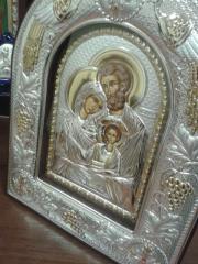 Икона Святое семейство, Артикул Ма/Е-АХ-К, Р-р