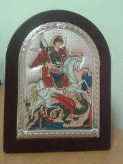 Икона в. Георгий, Артикул МА/Е 1630 Х, Р-р 18*24