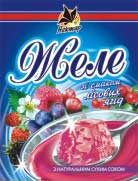 Jelly with taste of wild berry (90 g)