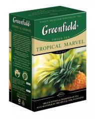 Чай Greenfield Tropical Marvel 100г